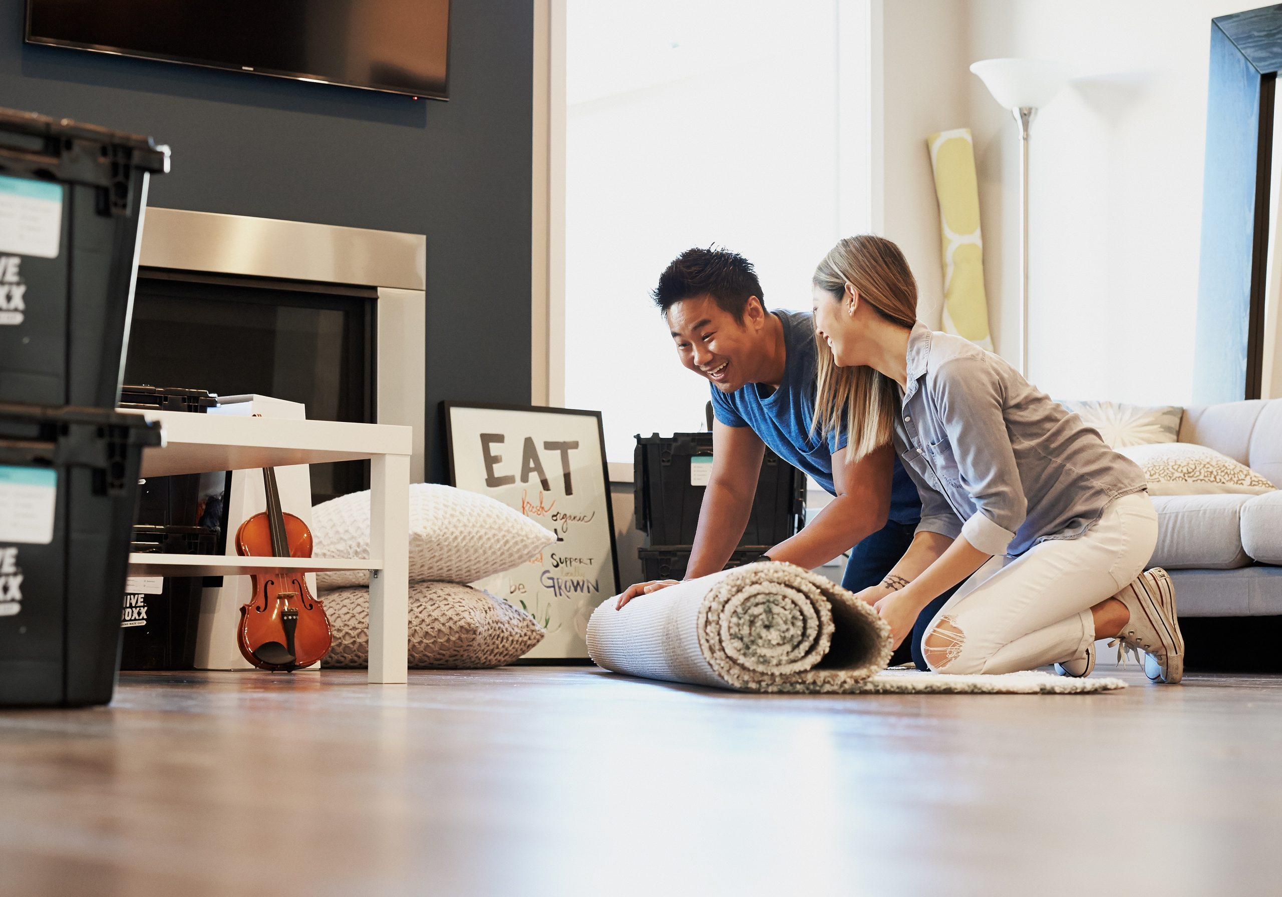 Housing Trends New Home Owners